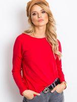 Czerwona bluzka Heaven                                  zdj.                                  5