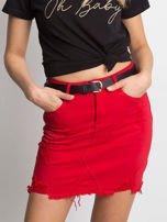 Czerwona spódnica Greatest                                  zdj.                                  1