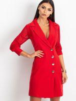 Czerwona sukienka Master                                  zdj.                                  5