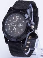 DLA NIEGO... Czarny zegarek męski ARMY                                                                          zdj.                                                                         1