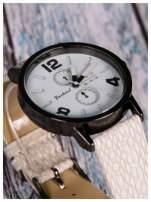 FASHION Nowoczesny zegarek RETRO idealne podkreślenie wizerunku                                  zdj.                                  1