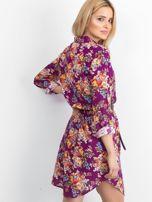 Fioletowa sukienka Impromptu                                  zdj.                                  3