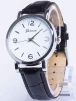 GENEVA Klasyczny zegarek Geneva na skórzanym pasku                                  zdj.                                  1