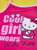 Jasnoróżowy strój kąpielowy dla dziewczynki HELLO KITTY                                  zdj.                                  4