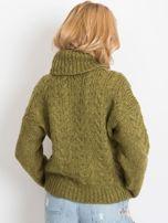 Khaki sweter Heavenly                                  zdj.                                  2