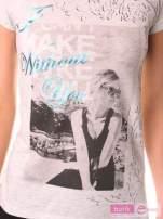 Koszulka z nadrukiem                                  zdj.                                  2