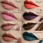 Makeup Revolution Retro Luxe Gloss Lip Kit Zestaw do ust konturówka 1g + matowa pomadka w płynie 5,5ml Regal                                   zdj.                                  3