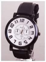 Męski zegarek. Nowoczesny design i styl! Trójwymiarowa tarcza.