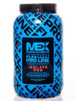 Mex - Odżywka białkowa  Iso - 908g Strawberry