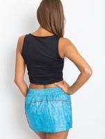 Niebieska spódnica z szortami Grenades                                  zdj.                                  2