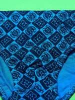 Niebieskie chłopięcy komplet do spania MONSTERS UNIVERSITY