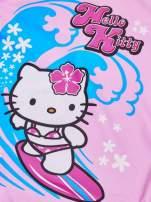 Różowy strój kąpielowy dla dziewczynki HELLO KITTY                                                                          zdj.                                                                         5