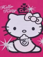 Różowy t-shirt dla dziewczynki HELLO KITTY                                  zdj.                                  4