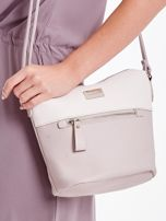 Szara torebka z kieszeniami                                  zdj.                                  3
