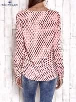 TOM TAILOR Brzoskwiniowa koszula w grochy                                  zdj.                                  5