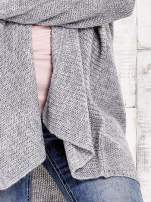 TOM TAILOR Szary wełniany sweter oversize                                  zdj.                                  6