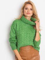 Zielony sweter Heavenly                                  zdj.                                  5